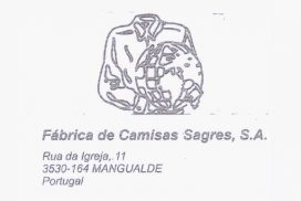 FÁBRICA DE CAMISAS SAGRES,SA
