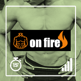 ABS ON FIRE 15'