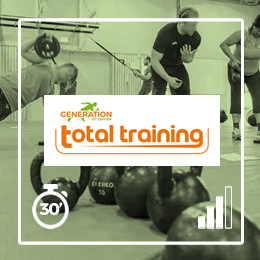 TOTAL TRAINING 30'